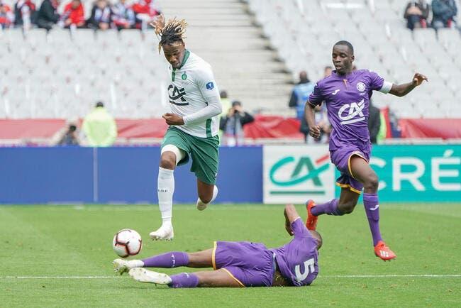 Cpe : L'AS Saint-Etienne gagne la Gambardella !