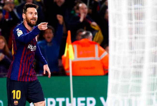 Esp : Lionel Messi offre un 26e titre espagnol au FC Barcelone !