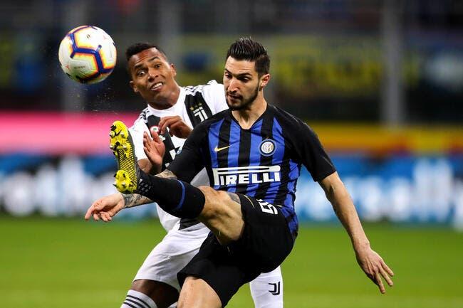Ita : L'Inter bute sur la Juventus