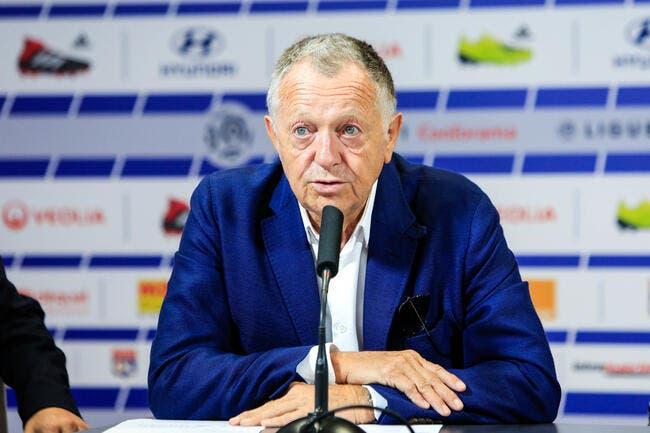 OL : Aulas lance un message énorme, Lyon peut rêver !