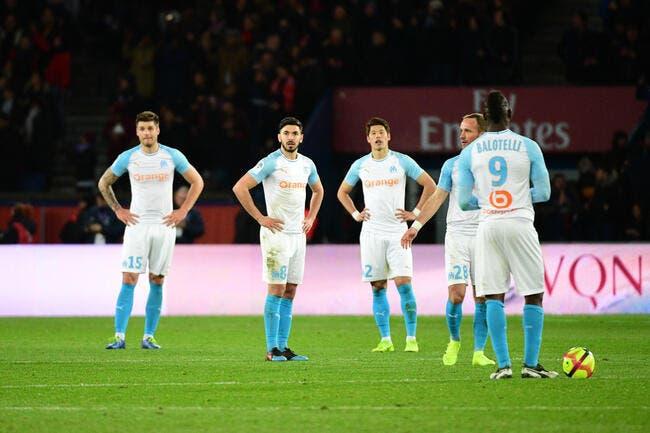 OM: Marseille ne s'est jamais autant troué depuis 34 ans