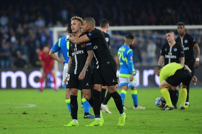 PSG: A cause de Neymar, Paris peut craindre un nouveau fiasco en C1