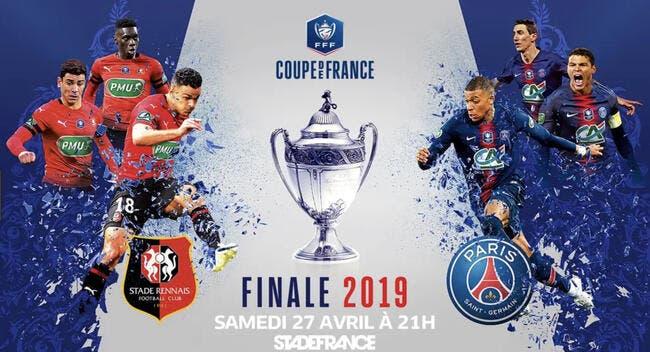 Rennes - PSG : Les compos (21h sur France 2 et Eurosport 2)
