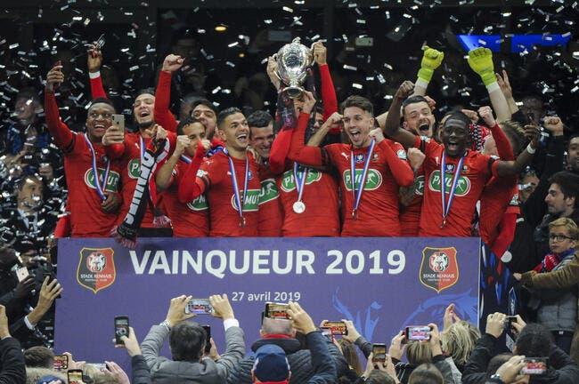 CdF : Rennes, le roi de la lose c'est fini !