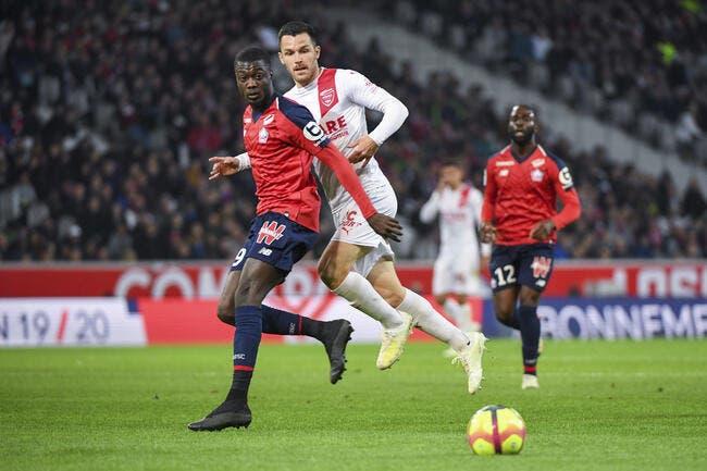L1 : Lille et Nice font le show, Caen s'offre un énorme bol d'air !