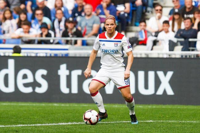 LdC Fem : Lyon se qualifie pour la finale et affrontera Barcelone