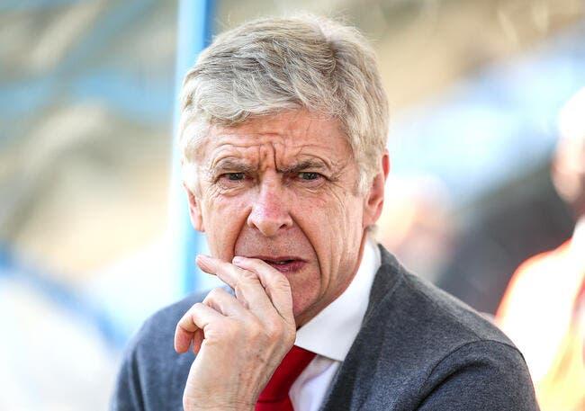 OL : Arsène Wenger a refusé l'offre de Lyon