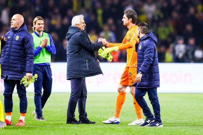 FCN : Nantes s'amuse, Vahid Halilhodzic sourit enfin