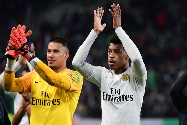 PSG : Neymar accuse Kimpembe et Areola d'avoir le melon
