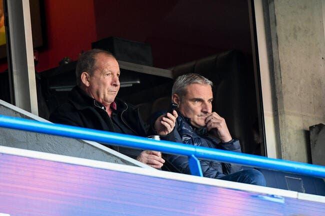 SMC : Alain Cavéglia et Caen, c'est fini