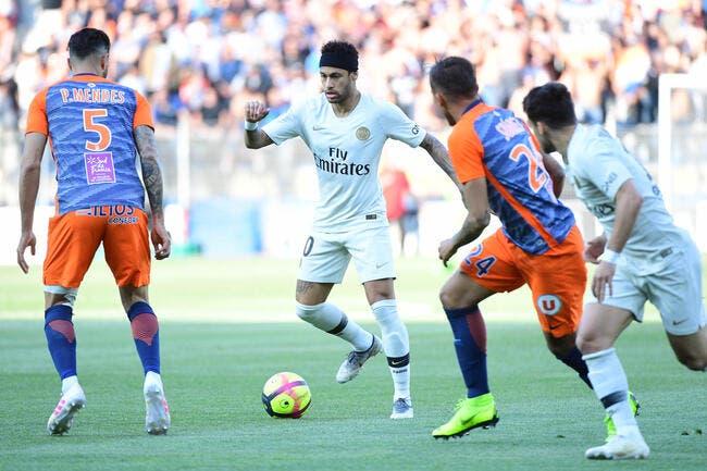 L1 : Ça devient ridicule, le PSG s'humilie à Montpellier