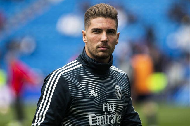 Mercato: Luca Zidane cherche un club en France