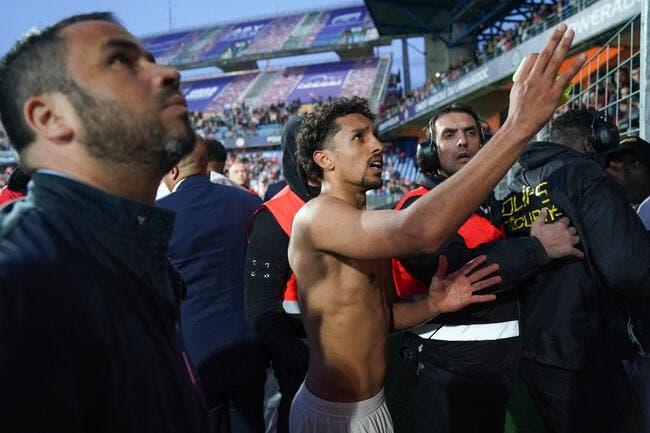 PSG: Réunion entre joueurs, c'est bien la crise