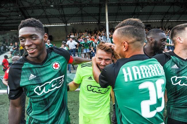 National : Le GFC Ajaccio déclare forfait, victoire sur tapis vert pour le Red Star