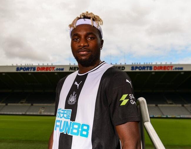 Officiel : Allan Saint-Maximin quitte Nice pour Newcastle