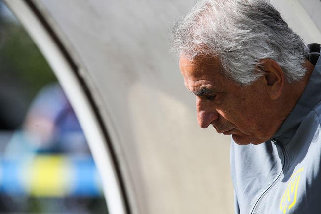 Officiel : Entre le FC Nantes et Vahid Halilhodzic, c'est fini !