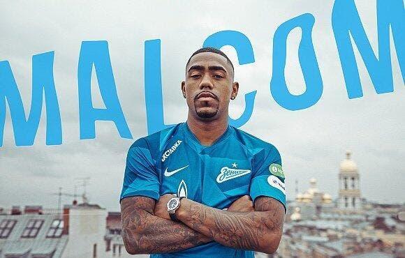 Officiel: Malcom quitte le Barça pour le Zénith