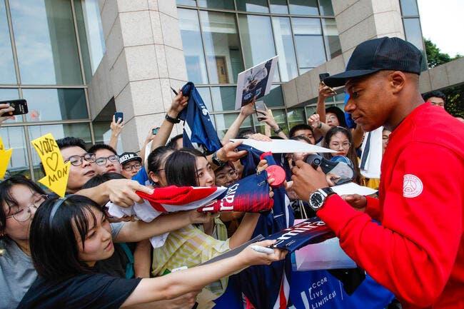 PSG: En Chine, Mbappé fait trembler Cristiano Ronaldo et Messi
