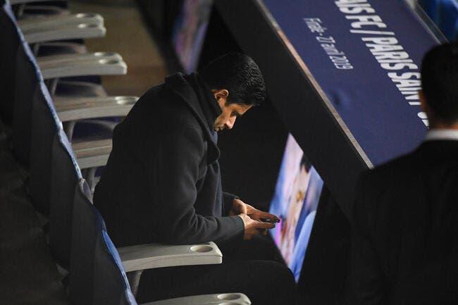 PSG: Président fantôme, Al-Khelaïfi est-il en train de lâcher le Paris SG