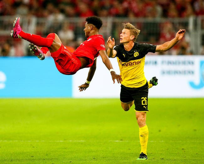 All : Dortmund prive le Bayern de Super Coupe d'Allemagne