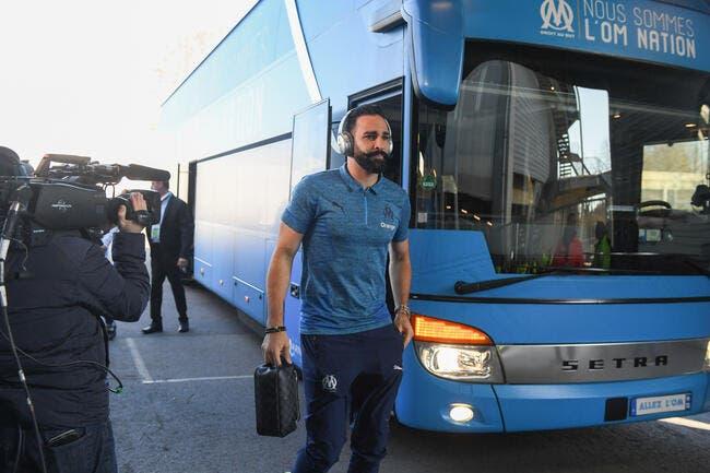 OM : Adil Rami de retour à l'entraînement, le coup de tonnerre !