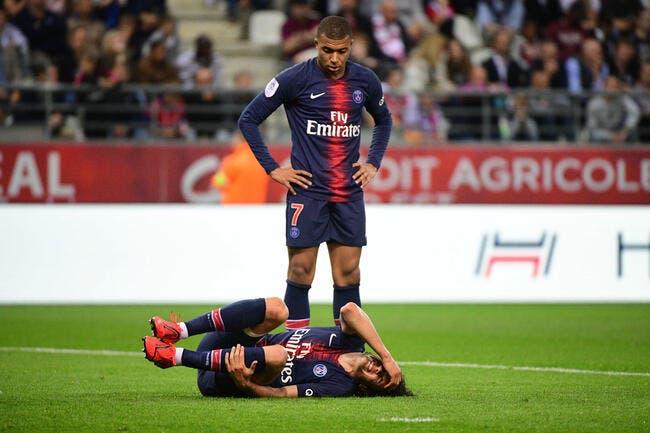 PSG : Pierre Ménès détruit ce Cavani qui plombe Mbappé