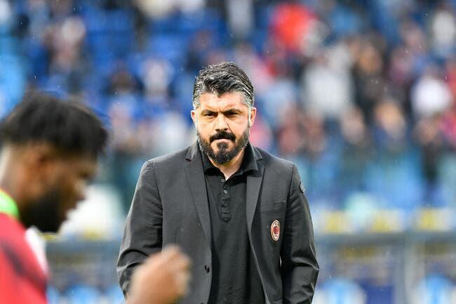 FCN : Kita en rêvait, Gattuso lui dit non merci à Nantes
