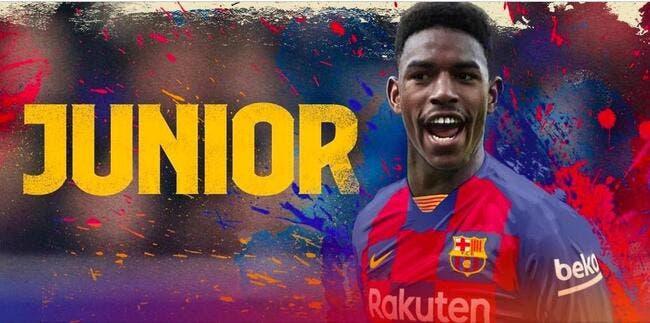 Officiel : Barcelone s'offre un défenseur pour 18 ME