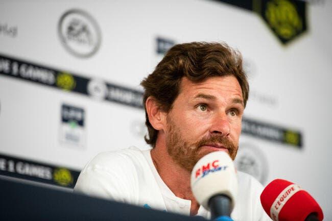 OM : Villas-Boas, ça n'a rien à voir avec Garcia à Marseille