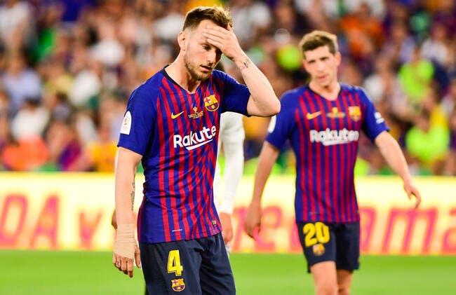 PSG : Ivan Rakitic à Paris pour lever l'option d'achat de Neymar ?