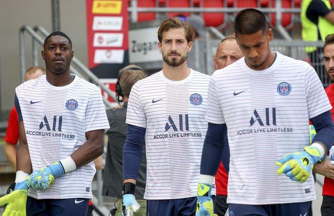 PSG : Trapp vendu 10ME, Paris prêt à recruter un numéro 1 ?