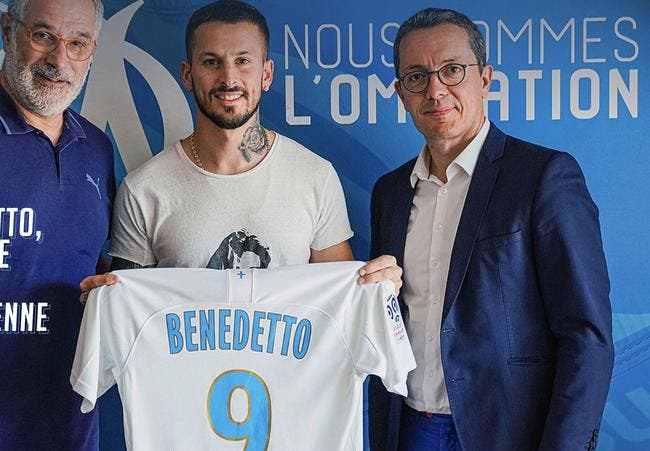 Officiel : Dario Benedetto signe à l'OM !