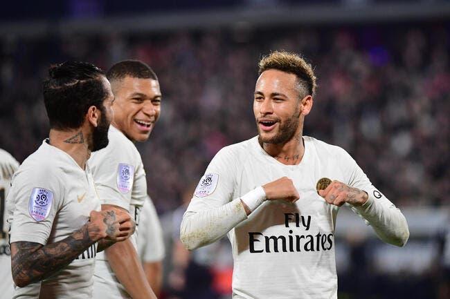 L1 : Merci le Qatar, Neymar et Mbappé font pleuvoir l'or