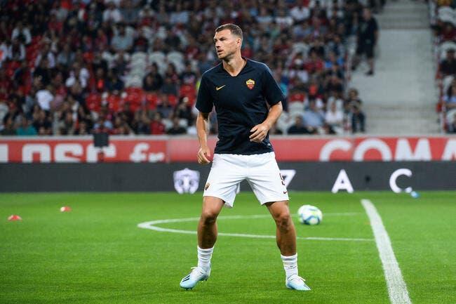 ASM : Dzeko à 20 ME, Monaco flaire la bonne affaire !