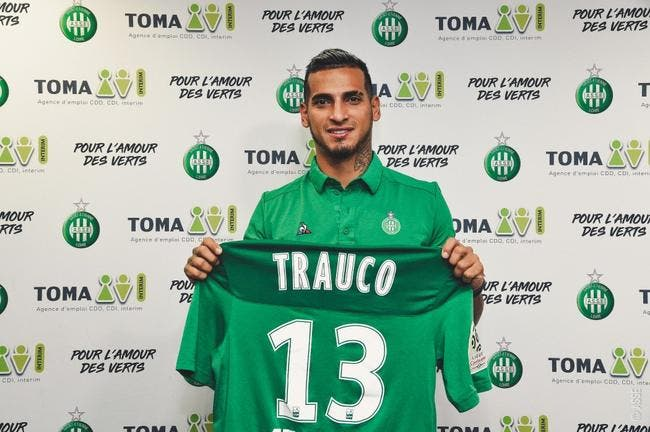Officiel : Miguel Trauco signe 3 ans à Saint-Etienne
