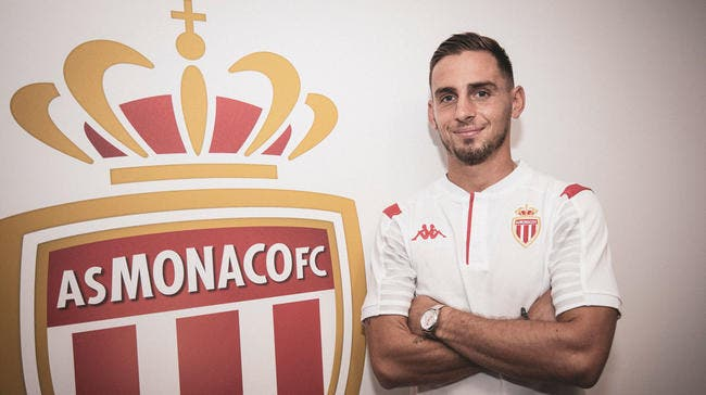 Officiel : Ruben Aguilar 5 ans à l'AS Monaco