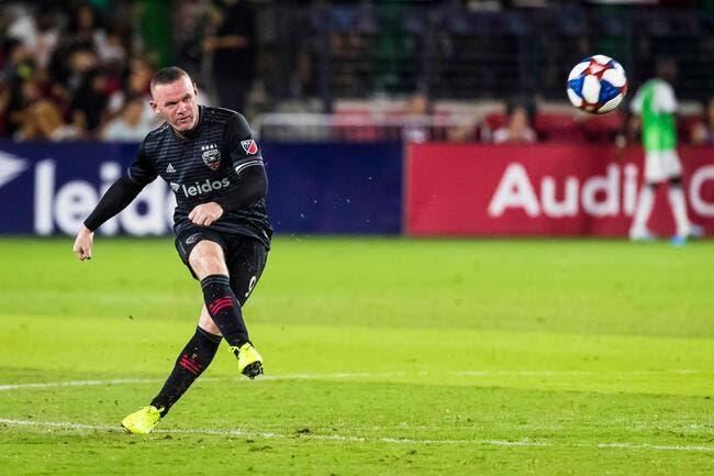 Mercato : Rooney de retour en Angleterre, c'est officiel !