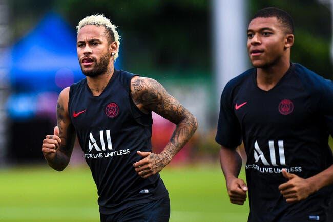 PSG : Neymar ou Mbappé, l'hésitation XXL du Real au mercato !