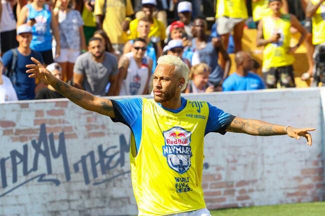 PSG : Un prêt de Neymar, Paris étudie l'offre de Barcelone !
