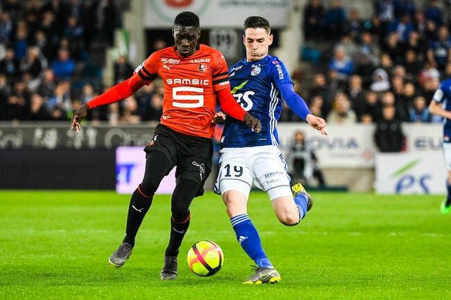 SRFC : Rennes craque et lâche Ismaïla Sarr pour 35 ME !