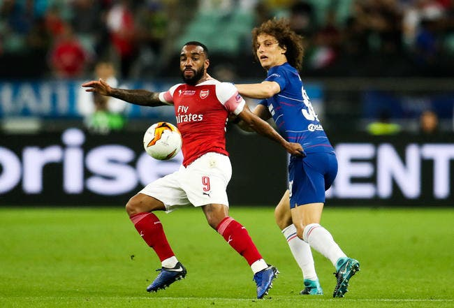 Chelsea : David Luiz vers Arsenal ?