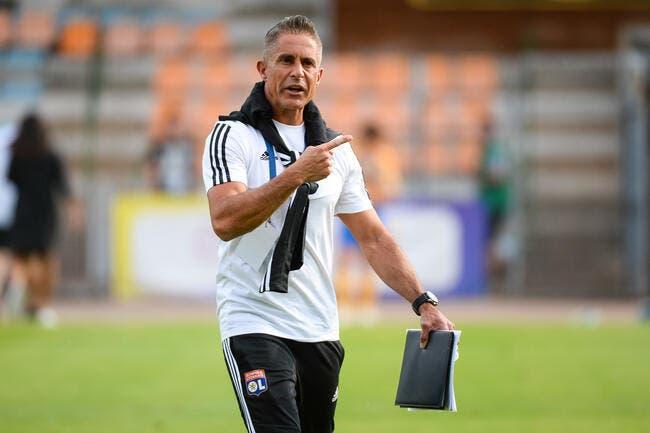 OL : Luis Fernandez demande aux haters de lâcher Sylvinho