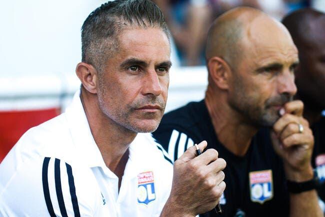 OL : Sylvinho réclame un défenseur et un milieu au mercato