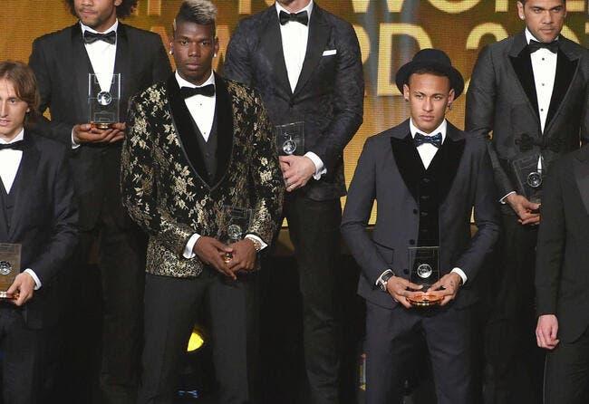 PSG - Real Madrid : Modric + 120M€ pour Neymar ?