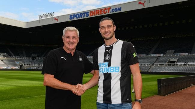 Officiel : Andy Carroll revient à Newcastle !