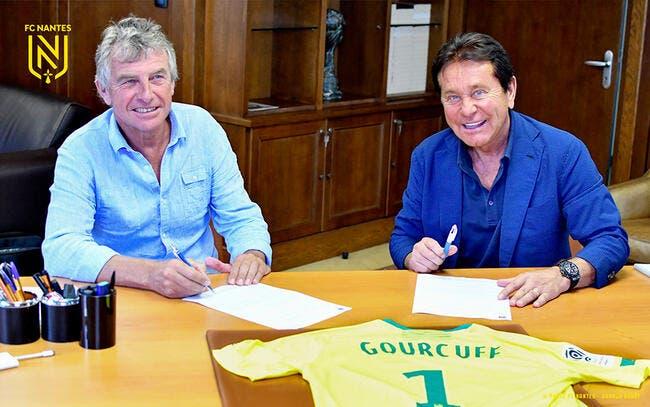 Officiel : Christian Gourcuff entraîneur du FC Nantes