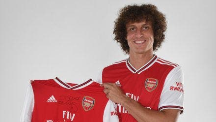 Officiel : David Luiz rejoint Arsenal !