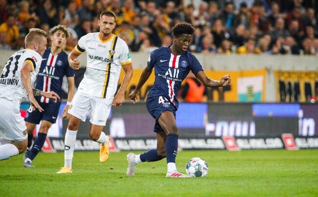 PSG : Romaric Yapi transféré à Brighton