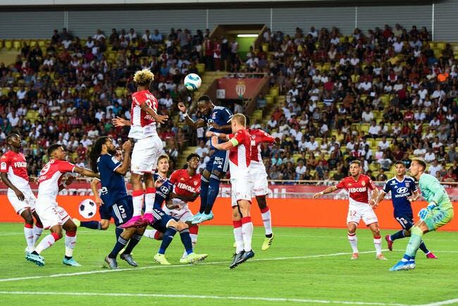 L1 : Lyon balaie Monaco et les doutes pour le même prix !