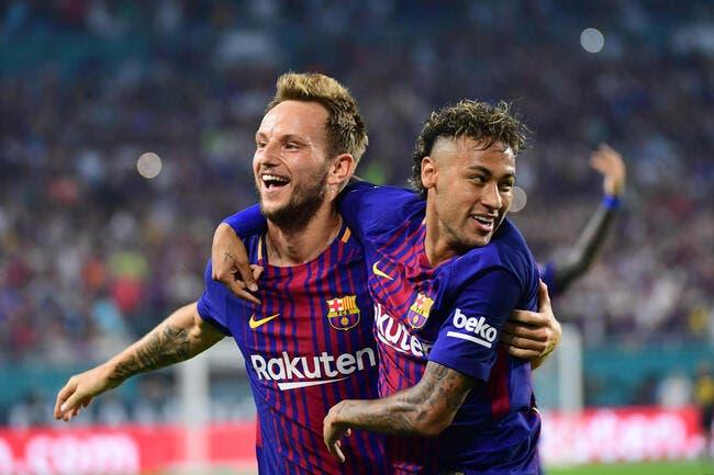PSG : Monnaie d'échange pour Neymar, Rakitic est furieux